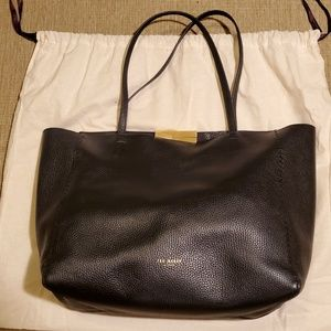 TED BAKER CAULLIE TOTE & POUCH SET